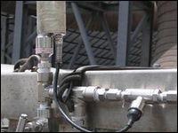 温度圧力データロガー