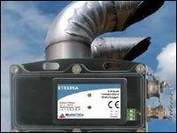 排ガス温度データロガー
