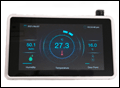 DT-1700H 大型LCD型温湿度データロガー